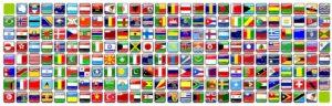 Meistgesprochenen Sprachen